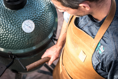 Big Green Egg Chef